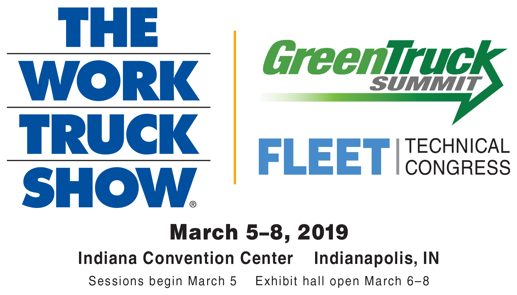 NEWS - PADOAN ALLA FIERA STATUNITENSE THE WORK TRUCK SHOW 2019