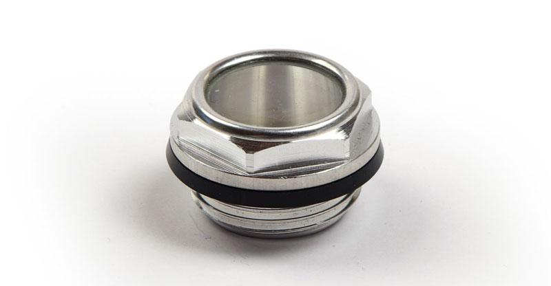 Aluminium level gauge