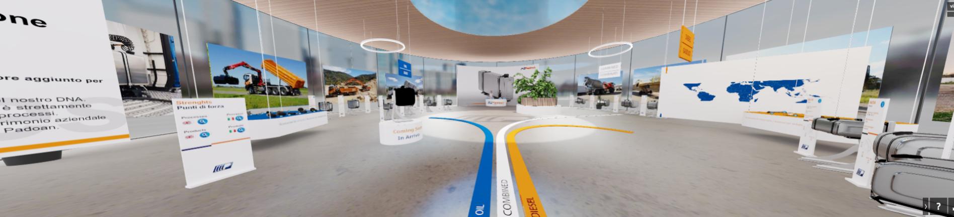 NEWS - The new Padoan's Virtual showroom is online