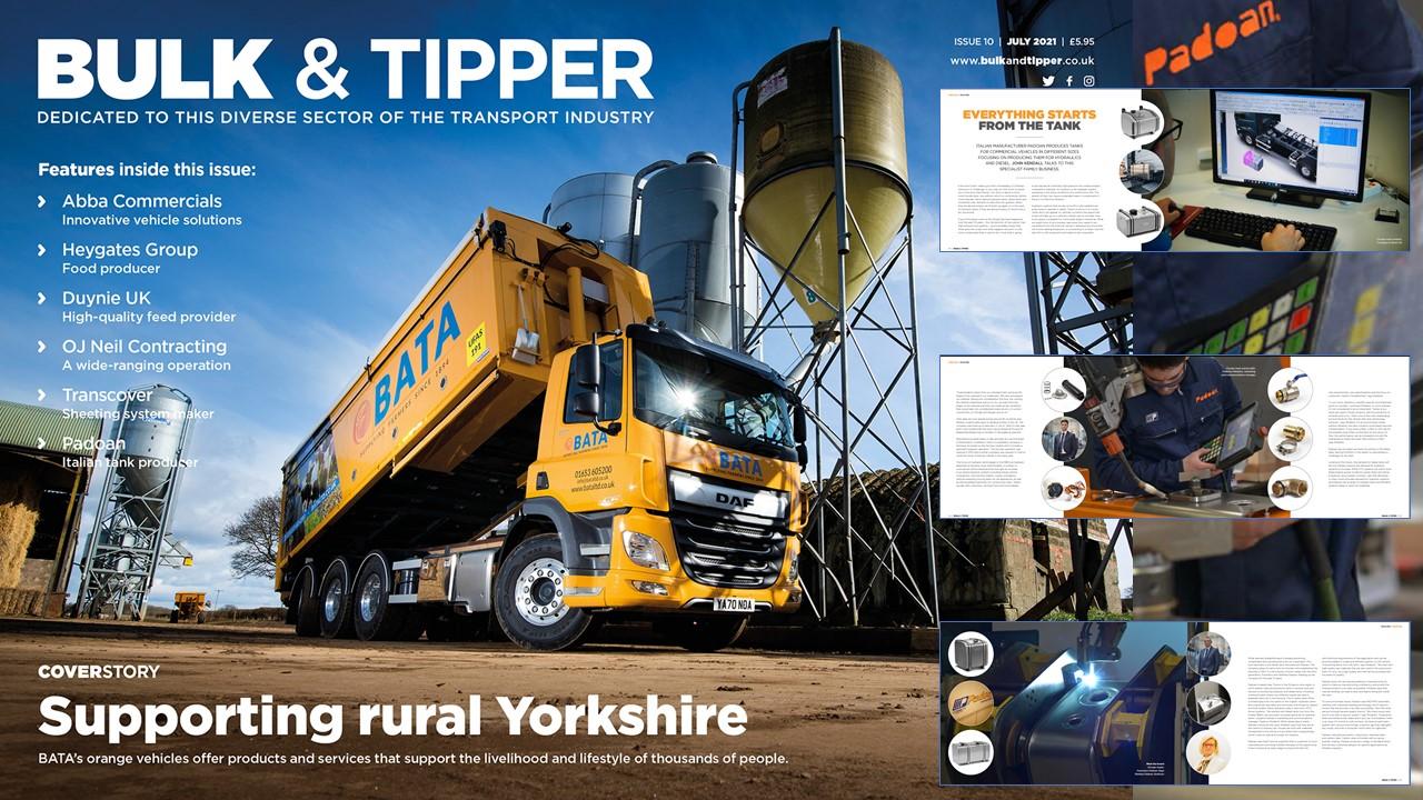NEWS - Padoan on Bulk & Tipper (Issue 10)